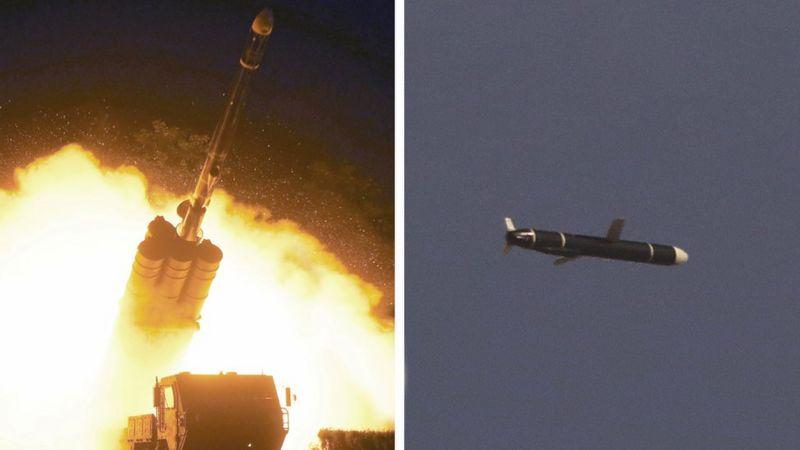 朝鲜官方媒体发布了这些新型巡航导弹的图片.jpg